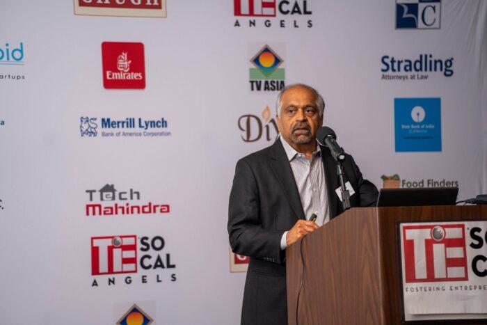 TiE SoCal angels Chair & Board Member Shankar Ram